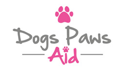 Dogs Paw Aid logo design