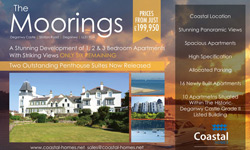 Coastal Homes flyer design