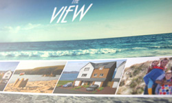 The View graphic design